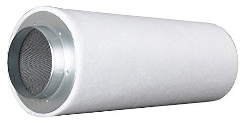 Prima Klima Aktivkohlefilter bis 800m3/h - 160mm Anschlussflansch - Aktivkohlefilter Grow AKF