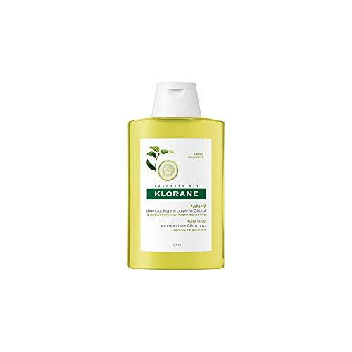 Klorane Zitrusfrucht-Shampoo – 200 ml