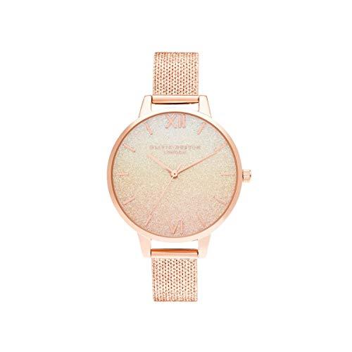 Olivia Burton Damen-Uhren Analog Quarz One Size 88126921