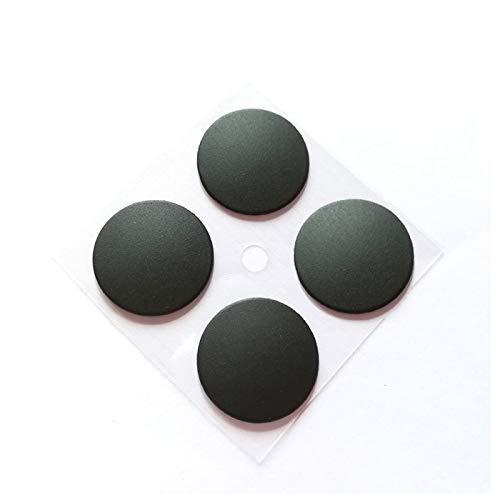 shinedisk Bottom Base Rubber Feet Foot Pad for Apple MacBook Pro & MacBook Retina A1398 A1425 A1502 (MacBook Retina 2012+)
