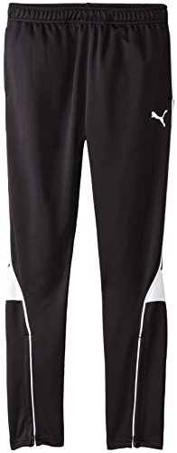 PUMA Big Boys' Pure Core Soccer Pant, PUMA Black, Small