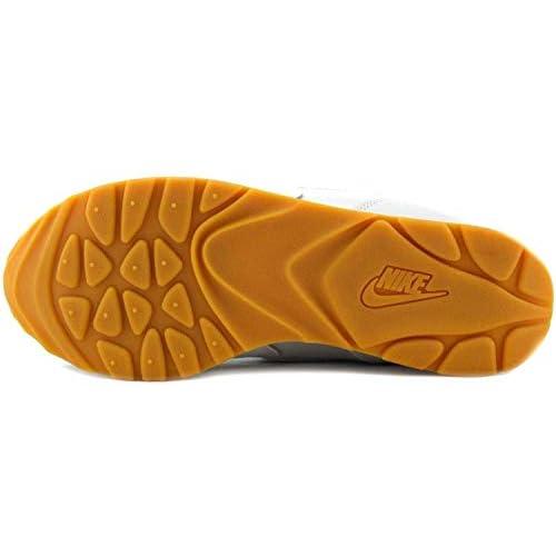 Nike W Outburst, Scarpe da Campo e da Pista Donna, Bianco/Rosso/Gomma Gialla (Summit White/True Berry/Gum Yellow 112), 37.5 EU
