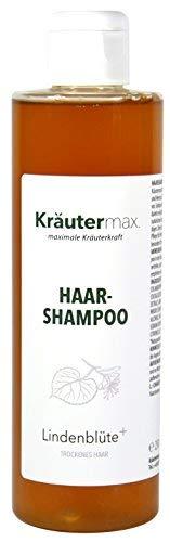 Lindenblüten Shampoo Haarshampoo zur Haarpflege mit Lindenblüten Extrakt 1 x 250 ml