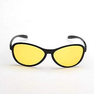 نظارات القيادة الليلية مضادة للمعان، نظارات كلاسيكية لسلامة رؤية السائق مضادة للاشعة فوق البنفسجية 400 نانومتر