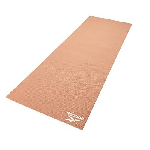 Reebok Yogamatte, braun, Braun
