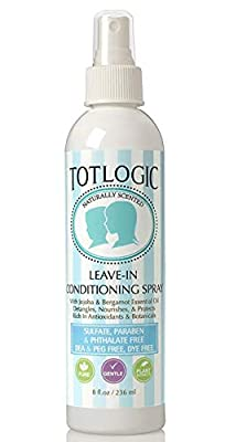 TotLogic Kids Detangler Spray