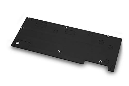 EKWB EK-FC RTX 2080 +Ti Backplate Classic - Black, schwarz