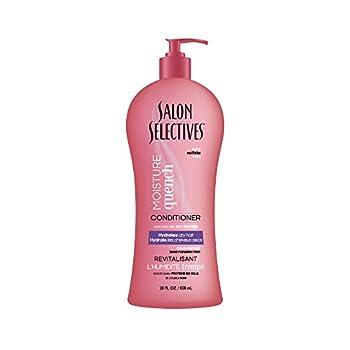 Salon Selectives Conditioner Moisture Quench 28 Fluid Ounce