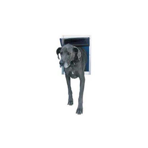 Deluxe Dog Door White/Extra Extra Large (Pet Door Cutout Size