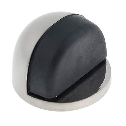 Türstopper Halbrunder Keilschutz Glasblock Ovaler Türanschlag