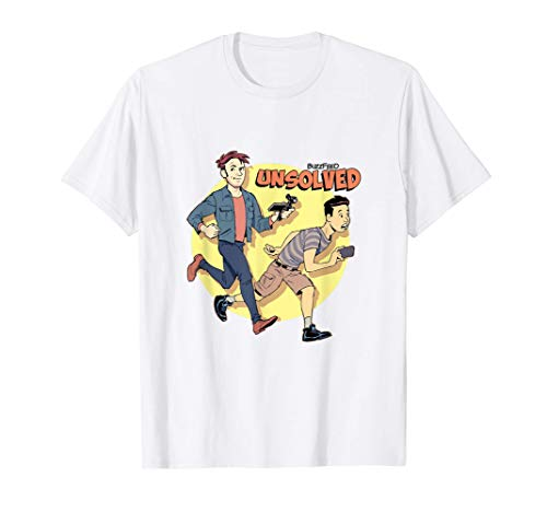 BuzzFeed Unsolved Saturday Morning T-Shirt T-Shirt