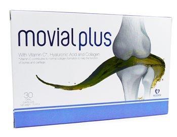 Movial Plus Capsules With Vitamin C, Hyaluronic Acid & Collagen Capsules