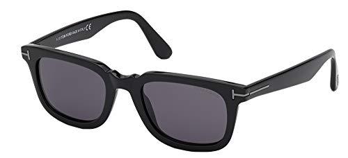 Gafas de Sol Tom Ford DARIO FT0817-N Black/Smoke 51/21/145 unisex