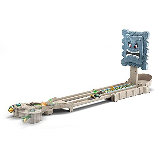 Hot Wheels Mariokart Thwomp Ruins Track Set