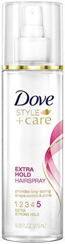 Price comparison product image Dove Style + Care Hairspray,  Strength and Shine Extra Hold - 9.25 oz