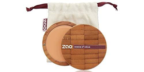 Zao Organic Makeup - fondotinta compatto albicocca 731-0,27 oz.