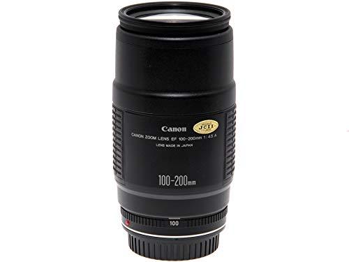 Canon EF 100/200mm. F4,5A Objetivo Zoom Autofocus para película y Digital.