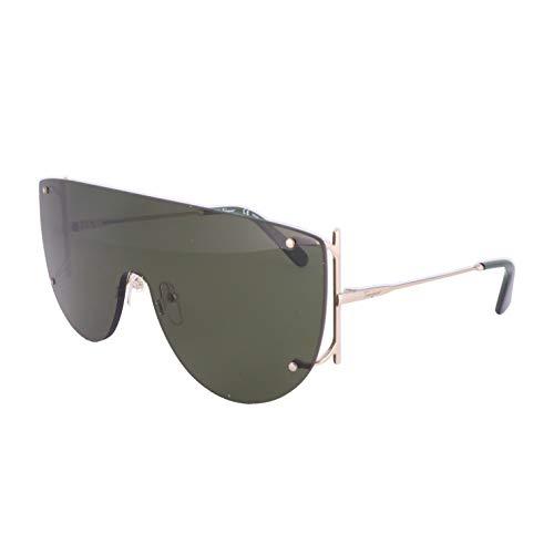 SALVATORE FERRAGAMO Gafas de Sol SF222S Pale Gold/Green 65/20/135 mujer