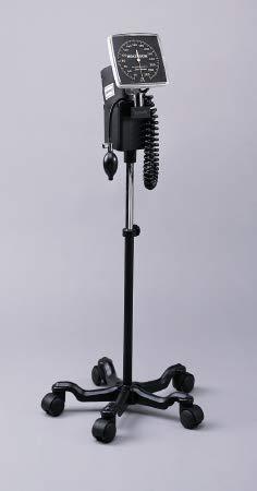McKesson LUMEON Medium Cuff Arm Aneroid Sphygmomanometer with Cuff Mobile 2-Tubes 01-752M-11ABKGM 1 per Box