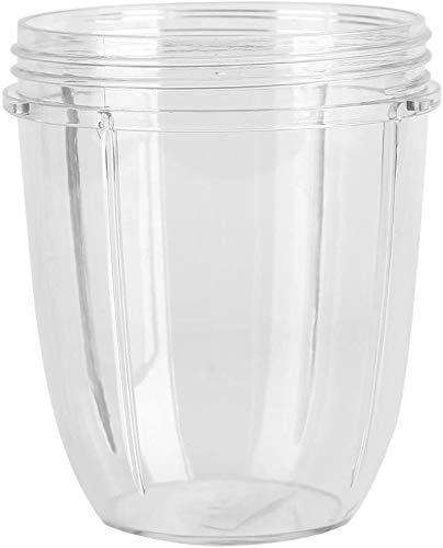Entsafter Tasse für 900W NutriBullet Mixer, Obst- und GemüsemischerHoher Tassenersatz, Top Entsafter Mixer Tasse Becherzubehör(18 OZ)