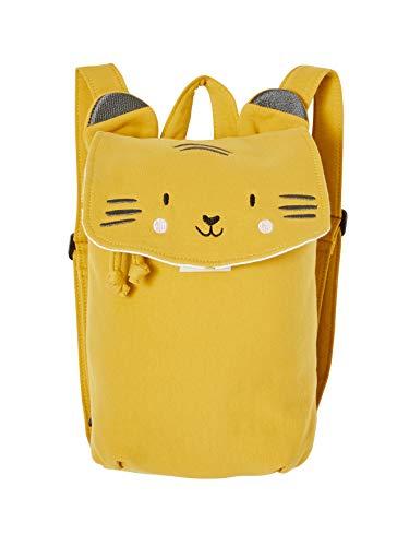 Vertbaudet Personalisierbare Tiger-Tasche, Gelb