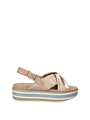 Wrangler WL91615A Sandale, für Damen, - Platin - Größe: 41 EU