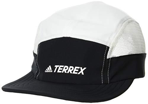 adidas GL8959 TRX 5P Cap Hat Unisex-Adult Black/White/White OSFY