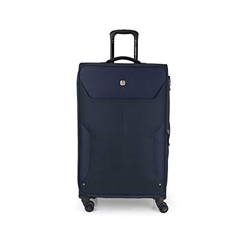 GABOL Trolley L Nordic. Maleta, 50 cm, 20 litros, Azul