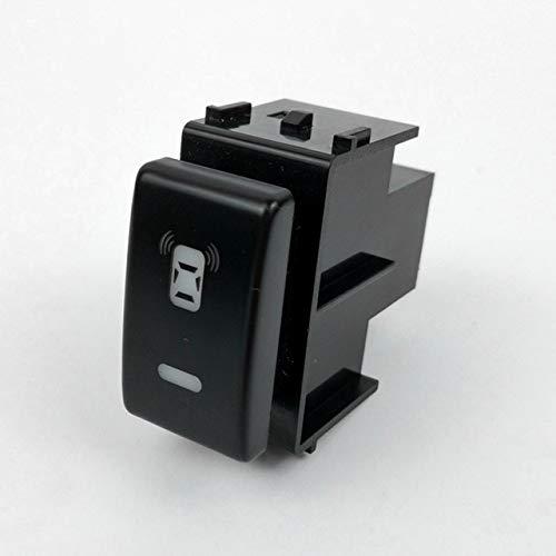 KF-TAILGATE LED de luz de niebla del radar del sensor del estacionamiento de la cámara del registrador del monitor del ventilador de la puerta posterior del tronco ajuste el interruptor de botón for n