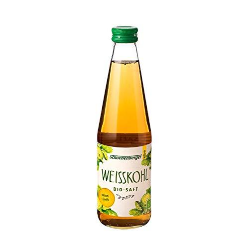 Weißkohl bio-Saft (0.33 L)