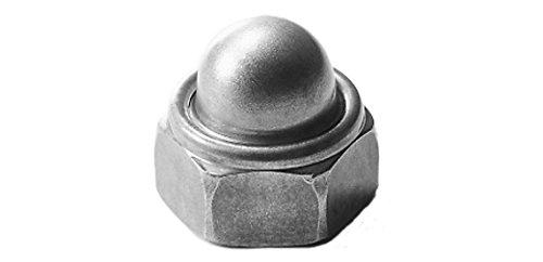 鉄/クロメート キャップ付Uナット M14 (2個)