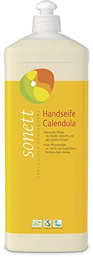 Sonett Bio Handseife Calendula (2 x 1000 ml)