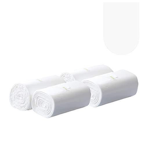 Xersex 100 Bolsas de Basura Biodegradables y Compostables para Cocina 12L