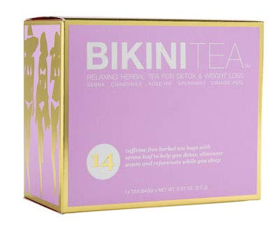 Bikini Tea - Detox & Bloat Reduction by Bikini Cleanse