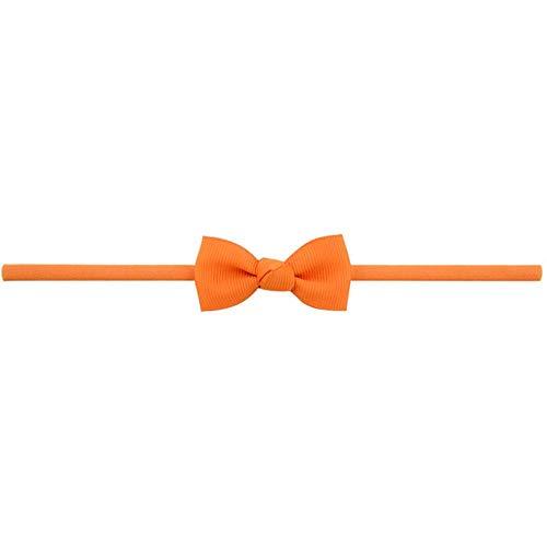 xmwm Diadema para niña Accesorios para el Cabello Infantil Corbata de Tela Arcos Sombreros Regalo de Tiara Niños pequeños Vendaje Cinta Recién Nacido Headwrap, 9
