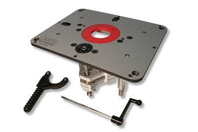 JessEm Rout-R-Lift II Router Lift For 3-1/2 Diameter Motors, JessEm# 02310 by JessEm