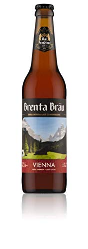 Birra Lager conf. 12 bottiglie da 0,50 l. - Brenta Bräu - Le Birre Classiche Vienna