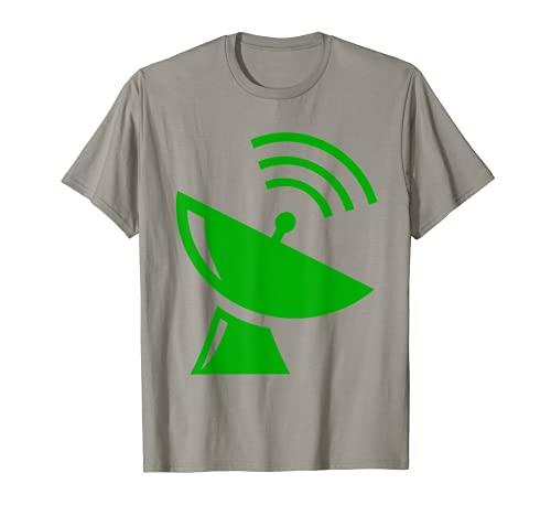 Antenne satellite T-Shirt