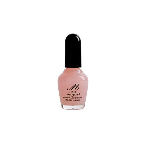Nail Magic - Nail Hardener & Conditioner, 0.5 Fluid Ounce, Renews Chipping, Peeling & Brittle Fingernails, Strengthening, Conditioning & Hardens Natural Nails, 50 Years of Superior Results