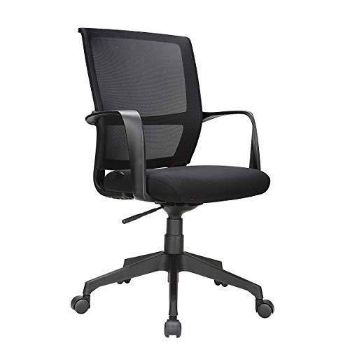 Novigami Konik Bürostuhl   Netz-Rückenlehne   360° Neigungsmechanismus   ergonomischer Bürostuhl Bürostuhl Bürostuhl Fernsehstuhl