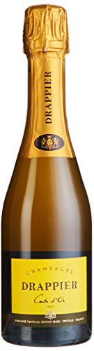 Drappier Carte d'Or Brut Champagner (1 x 0.375 l)