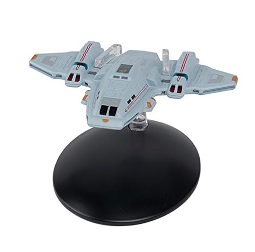 Star Trek The Official Starships Collection | U.S.S. Voyager's Aeroshuttle with Magazine Issue 78 by Eaglemoss Hero Collector