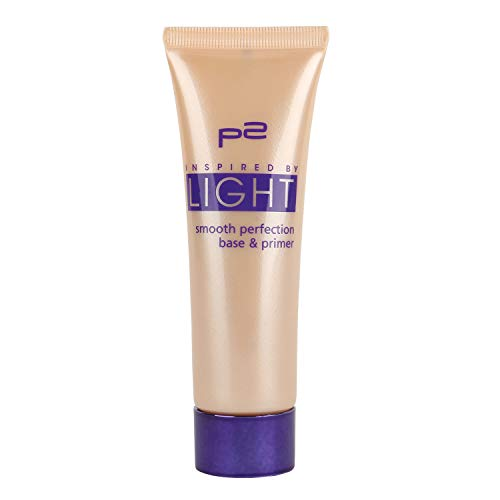 p2 cosmetics Make-up Teint Primer Inspired by Light - smooth perfection base & primer