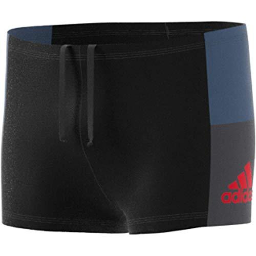 adidas Kinder Inf Cb Bx B Badehose, Black/Tecink/Gresix, 152
