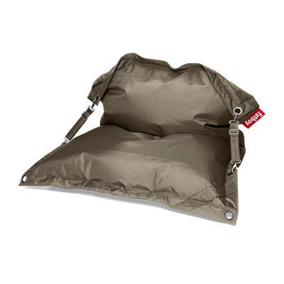 Fatboy® Buggle-up ist der perfekte Loungesessel für draußen. 187 * 137cm Taupe