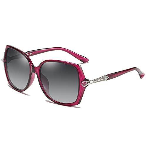 AMFG Lentes Gafas de sol Conducción Conducción Gafas de sol Out Polarizing Lens Men Senderismo Skiing Montando Sun Visor HD Gafas de protección (Color : C)