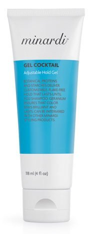 Minardi: Gel Cocktail Adjustable Hold Gel, 4 oz