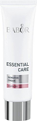 BABOR Sensitive Cream, Gesichtspflegecreme für empfindliche & irritierte Haut, ohne Parfüm- & Farbstoffe, feuchtigkeitsspendend, mit Panthenol, 50ml