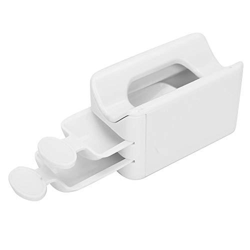 Nail Art Dip Nagelpulver Aufbewahrungsbox für Nagel Tauchpulver, Recycling Behälter für Tauchpulversysteme Nagelglitterpulver Pailletten Tauch Recycling Behälter Maniküreform Zubehör