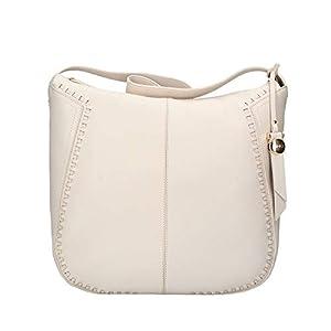 LIU JO SHOPPING BAG N19216E0033 30000 BONE: Amazon.it